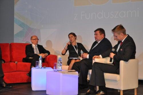 """Konferencja – """"Zmieniamy Łódzkie zFunduszami Europejskimi – dotacje naedukację"""""""